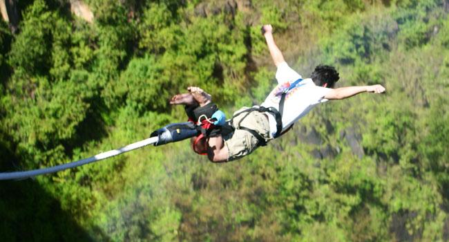 exotic adventure activities in India