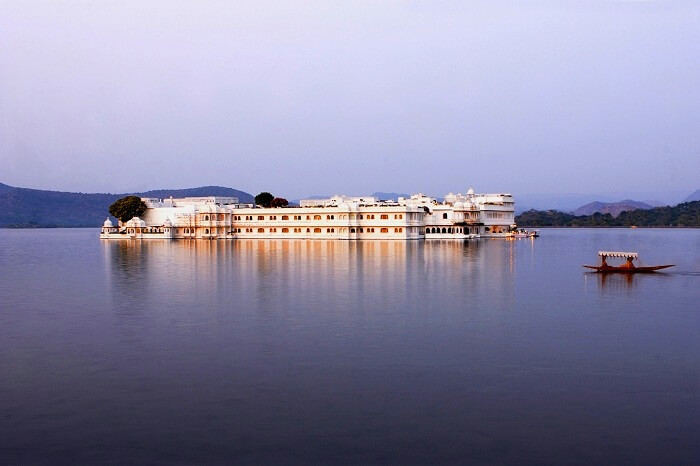 taj lake palace