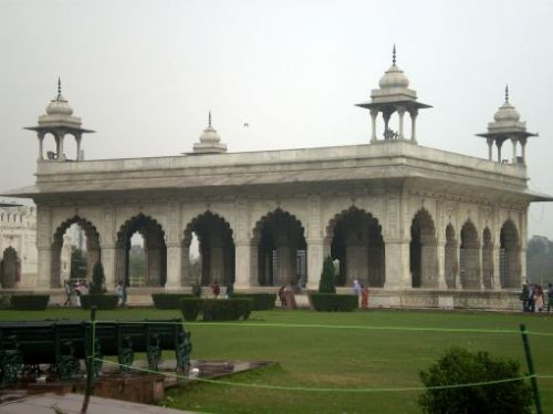 rang mahal in red fort