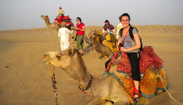 Camel Safari in Jodhpur