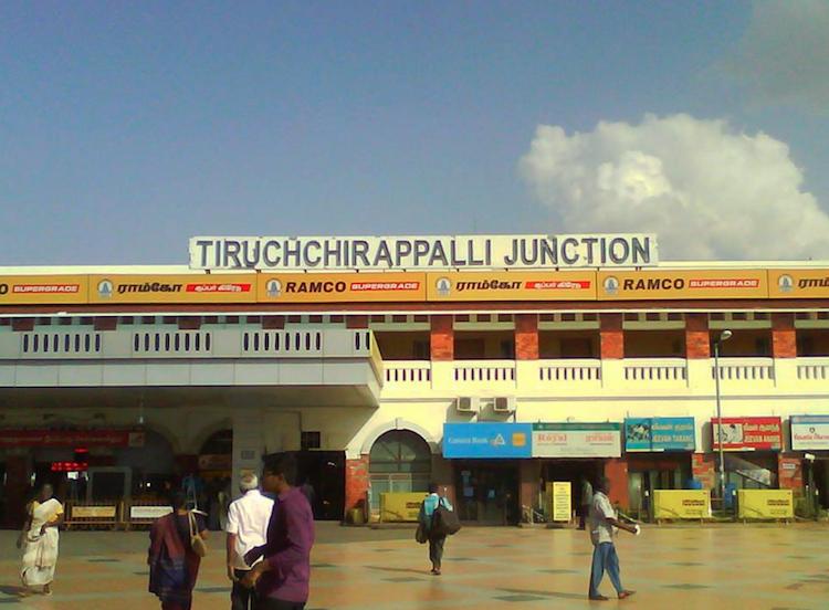 Tiruchirapalli Railway Station