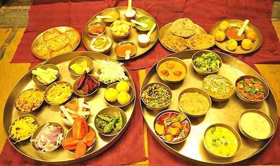 cuisine in rann of kutch