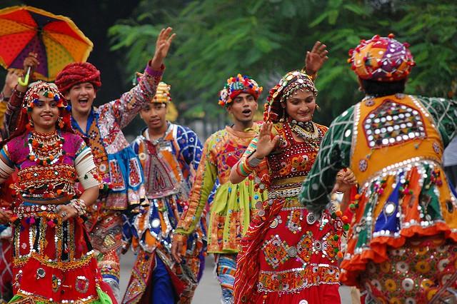 cultural fest at rann utsav