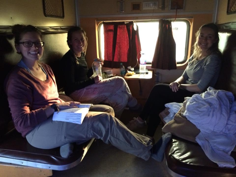 hassel free train journey
