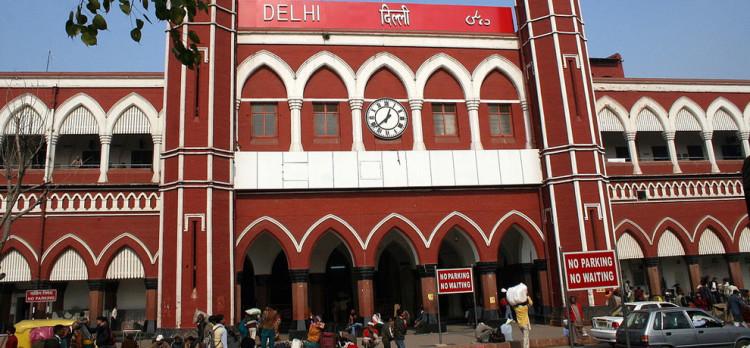 Railway stations