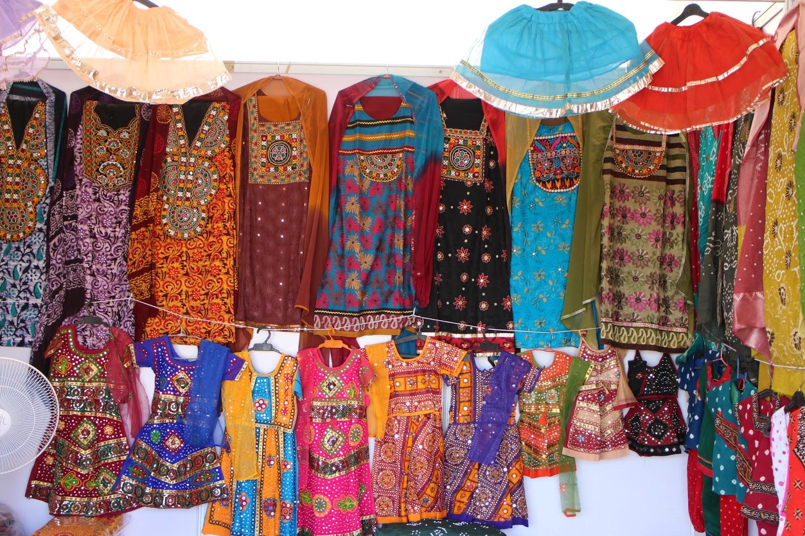 shopping in rann of kutch