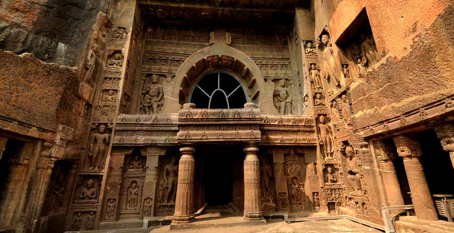 Ajanta Caves attractions