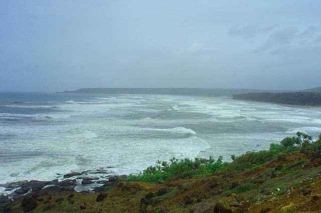 Ganpatpule Beach