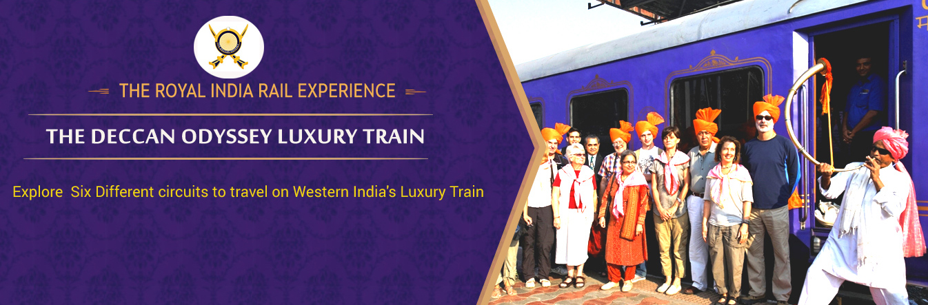 The Deccan Odyssey Luxury Train tour