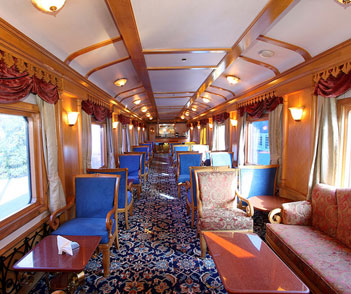 Palace on Wheels Train Journey